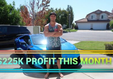 $225K PROFIT IN 1 MONTH With BITCOIN, Amazon FBA, & Affiliate Marketing