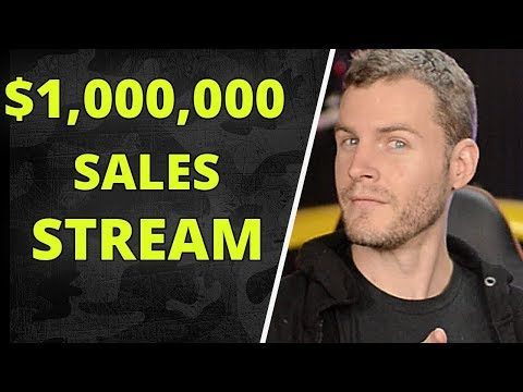 How I Sold $1,300,000 In 30 Days (Black Friday Stream)
